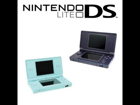 Review of the Nintendo DS Lite by Protomario