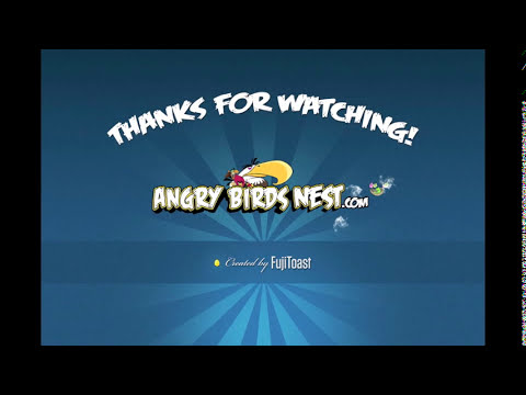 Angry Birds Lite | 3 Star Walkthrough | Level 7