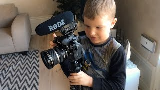 YOUNGEST VLOGGER ON YOUTUBE?