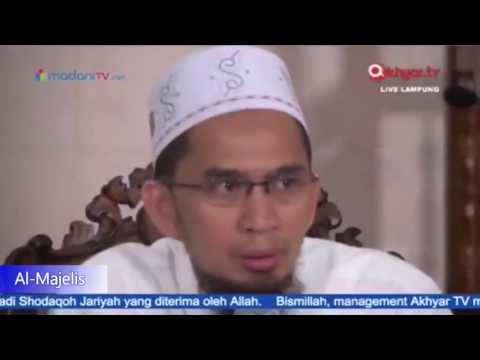 Semangat Belajar Warga Lampung - Ustadz Adi Hidayat