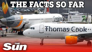 Thomas Cook collapse: the facts so far