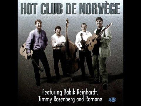 HOT CLUB DE NORVEGE - Hot Shots (full album HD)
