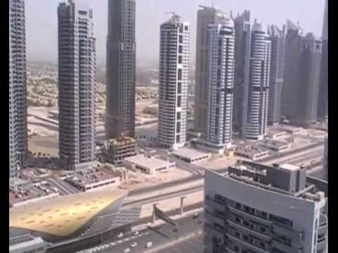 Trident Marinascape apartment in Dubai Marina, UAE.