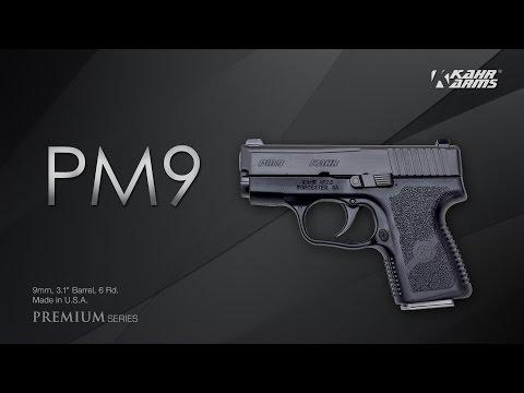 Kahr PM9 Premium Series