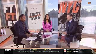 First Take: Steelers def Patriots 17-10