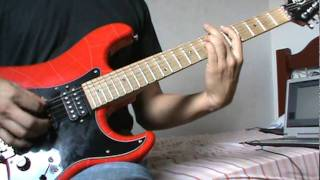 Nightwish - She is my sin guitar