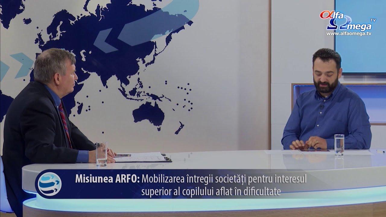 RSP - ARFO - Ce este Alianta Romania fara orfani - Adrian Stanciu, Alexandru Ilie