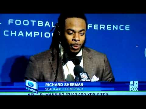 Richard Sherman again taunts Crabtree