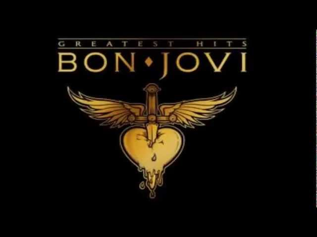 BON JOVI The Greatest Hits (all album)