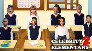 Celebrity Elementary! (PART 2) 😂💀 | Random Structure TV