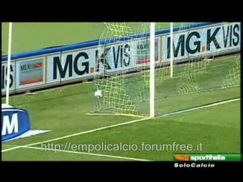 29° giornata Empoli Gallipoli 2-2 Sportitalia