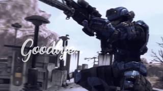 Goodbye   A Halo Reach Edit   By Yoru