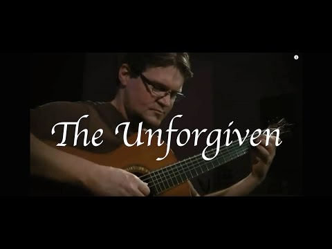 The Unforgiven (Metallica) - fingerstyle guitar