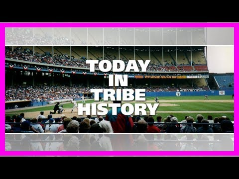 Breaking News | Today in Tribe History: May 27, 2008