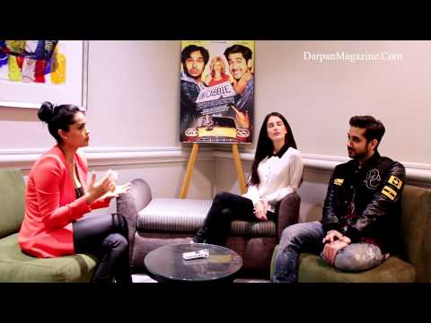Darpan Chats With Vinay Virmani And Isabelle Kaif video