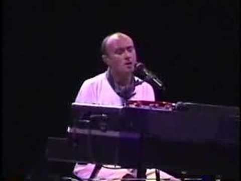 Phil Collins Do you Remember Live 1997