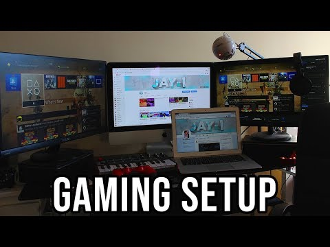 MY ULTIMATE 15 YEAR OLD BUDGET 2018 GAMING SETUP STUDIO ROOM TOUR!GAMING SETUP IDEAS!(gaming setup)