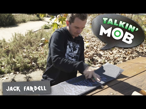 Jack Fardell: Graphic MOB x Thrasher Magazine | Talkin' MOB