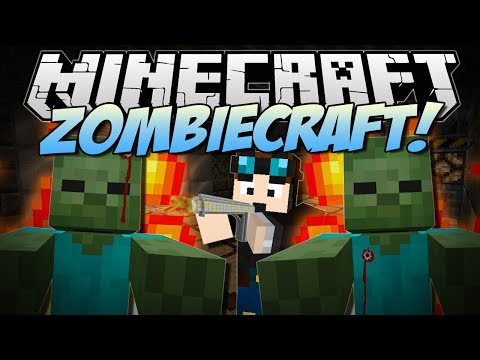 Minecraft   ZOMBIECRAFT 3! (Call of Duty style Zombies & Guns!)   Mod Showcase