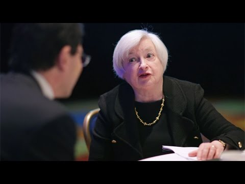 Janet Yellen's Fed Comments in Plain English
