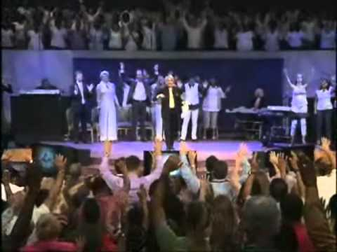 Benny Hinn - 'The Blood'