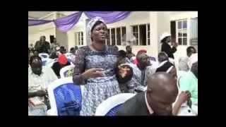 CHOIR MINISTRATIONS AND TESTIMONIES AT MINISTERS NIGHT VIGIL