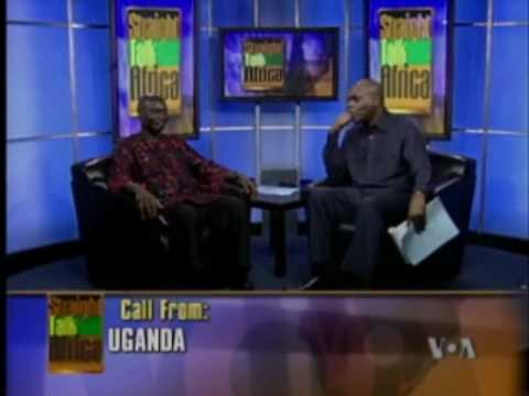 Olara Otunnu and Kahinda Otafire_on_   VOA_Straight Talk Africa  PART 4