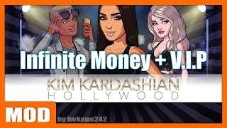 KIM KARDASHIAN: HOLLYWOOD 9.5.0 MOD APK - Infinite Money/ Unlocked VIP by hokage242