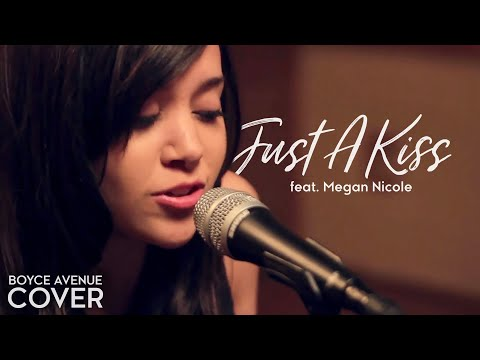 Lady Antebellum - Just A Kiss (Boyce Avenue feat. Megan Nicole acoustic cover) on iTunes & Spotify