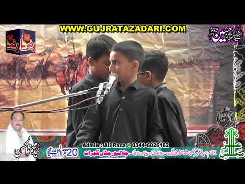 Nana Zakir | 20 Muharram 2019 | Jalalpur Jattan Gujrat || Raza Production