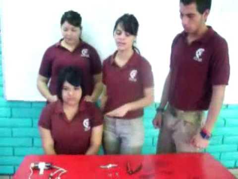 experimento de fisica sobre (circuitos) cetis #128