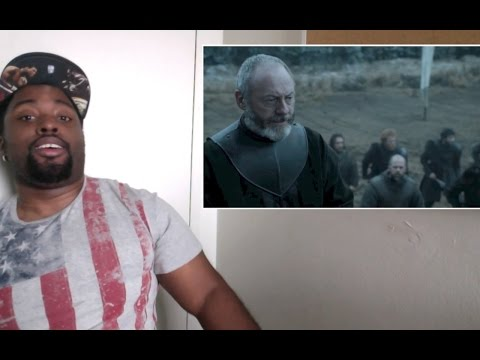 "Game of Thrones REACTION - 6x9 ""Battle of the Bastards"" - Part 2"