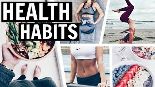15 Habits & Mindsets of Really Healthy People / Nika Erculj