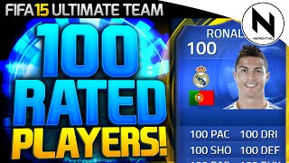 100 RATED TOTY RONALDO!! - FIFA 15 Ultimate Team