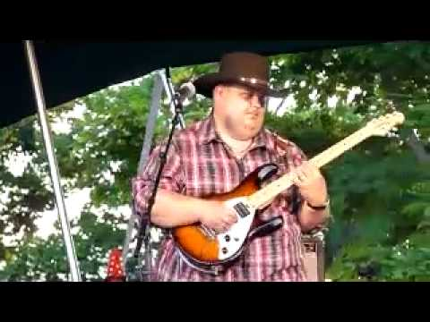 Workingman Blues - Johnny Hiland at Freeport Maine, July 4, 2010