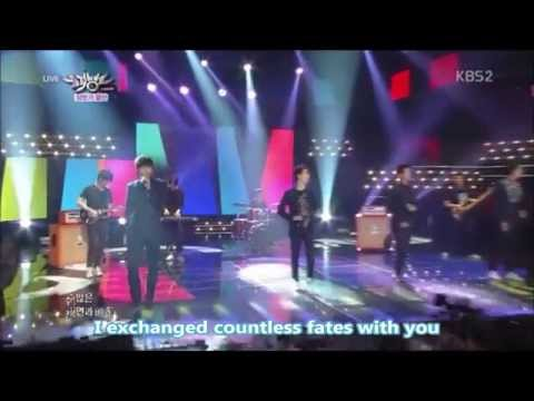 [HD LIVE] 2AM - Bounce [Eng Sub]