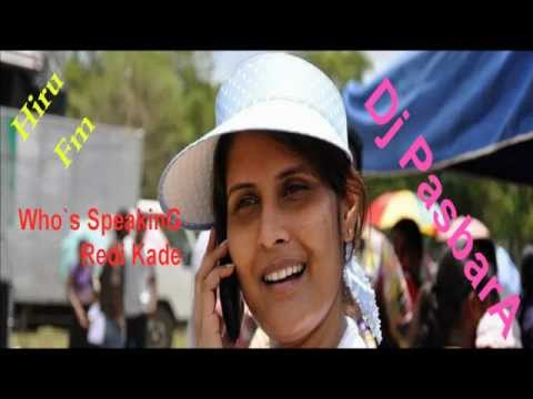 Hiru Fm Whos Speaking Redi Kade video