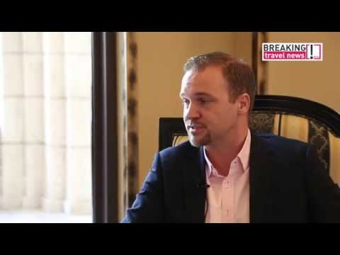 William Harley-Fleming, director of hospitality projects, JA Hotels & Resorts