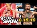 Nicki Minaj Has No Chill, UFC's Making Bank on McGregor Fight & More