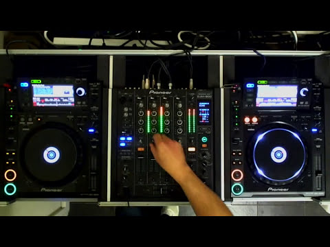 10 Min Mix for BPM Show / Pioneer competition