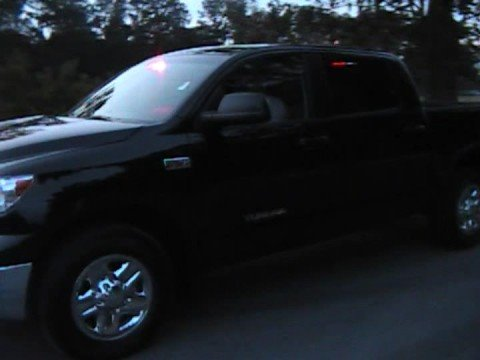 2008 Stokes Brown Toyota Tundra Public Safety Police Truck
