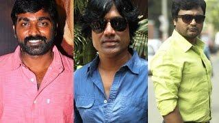 """Iraivi"" Shooting Started with SJ Surya VS Bobby Simha Scene"