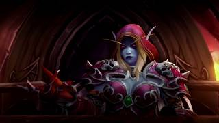 World Of Warcraft WoW End Of Legion Cutscenes Alliance And Horde  7.3.5