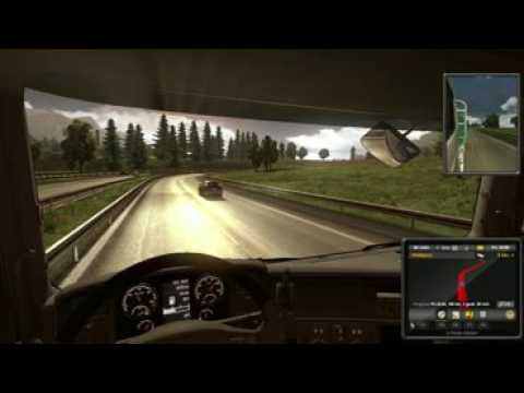 Euro Truck Simulator 2 -