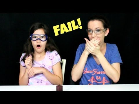 SCIENCE FAIL!! | HEYTHATSMIKE