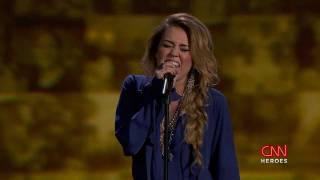 download lagu Miley Cyrus - The Climb. Cnn Heroes An All-star gratis