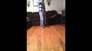Uoeno Usher  (freestyle dance)