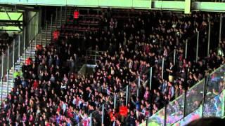PSV - FC Twente 3-0 Het uitvak na de 3-0