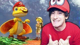 VOLAREMOS A POR ELLAS! Super Mario Odyssey #19