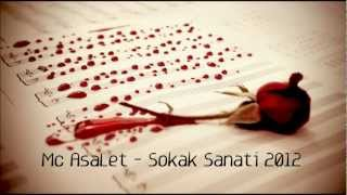 Mc AsaLet - Sokak Sanati 2012 NEW